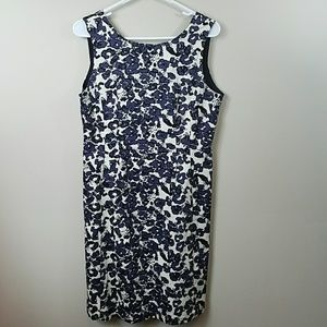 Jade by Melody Tam Print Dress